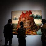 【美術展レビュー】ブリューゲル「バベルの塔」24年ぶりに来日した超絶技巧の傑作