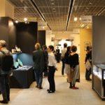 2018東美アートフェア  美術作品を鑑賞して購入もできる