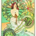 【招待券プレゼント】「みんなのミュシャ ミュシャからマンガへ―― 線の魔術」彼が後世へ与えた影響も紹介