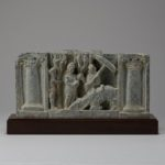 釈尊の生涯をガンダーラ美術で辿る 特集展示「ガンダーラの仏像と仏伝浮彫」 半蔵門ミュージアム