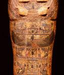圧巻のミイラ立体展示「ライデン国立古代博物館所蔵 古代エジプト展-美しき棺のメッセージ-」