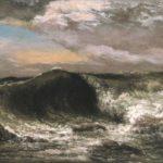 ありのままを描いた巨匠クールベ 「波」の作品を集中して紹介!